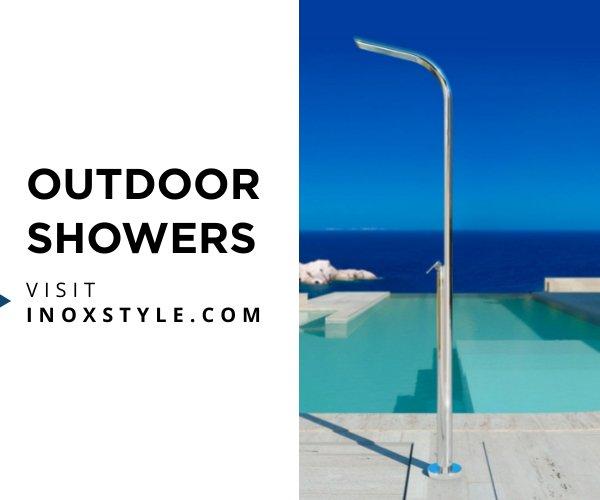 Inoxstyle Outdoor Showers